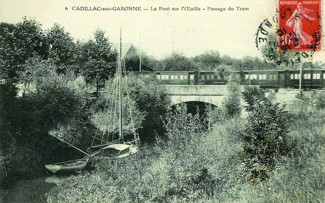 Les trois tramways de la rive droite