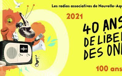 Gironde : sur les ondes, la liberté célébrée en choeur