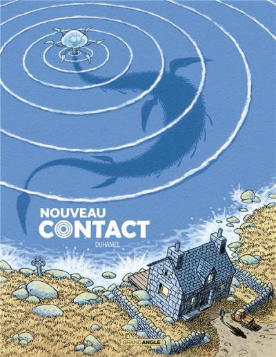 """Bouquinons : """"Nouveau contact"""" et """"Humeur noire"""""""