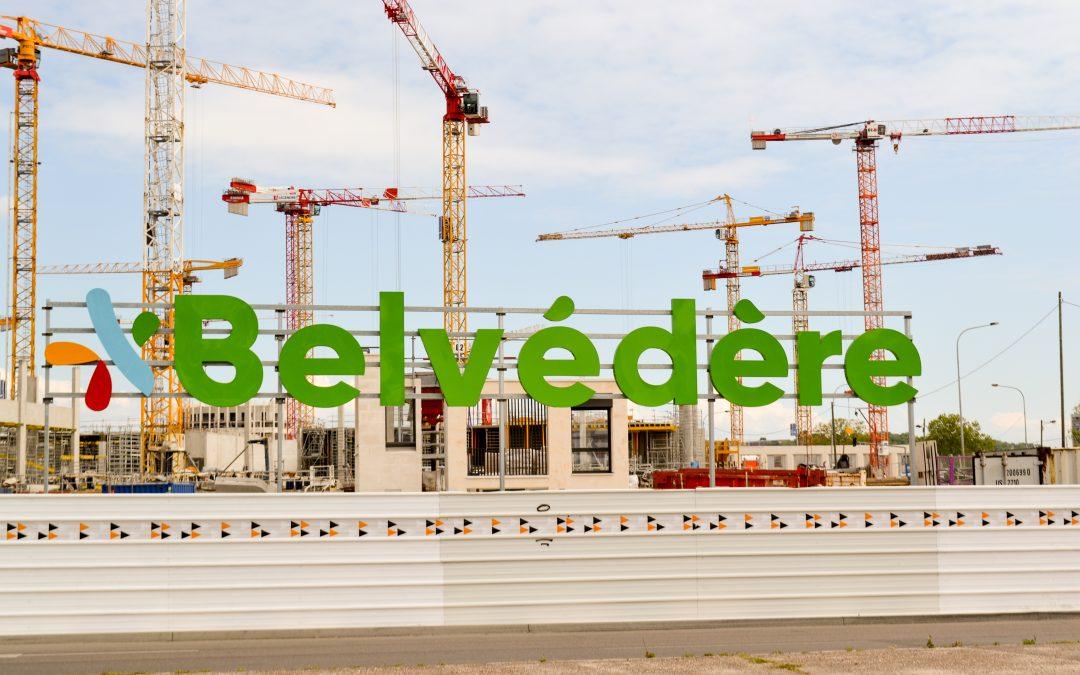 L'opération Belvédèretransforme la Rive droite de Bordeaux