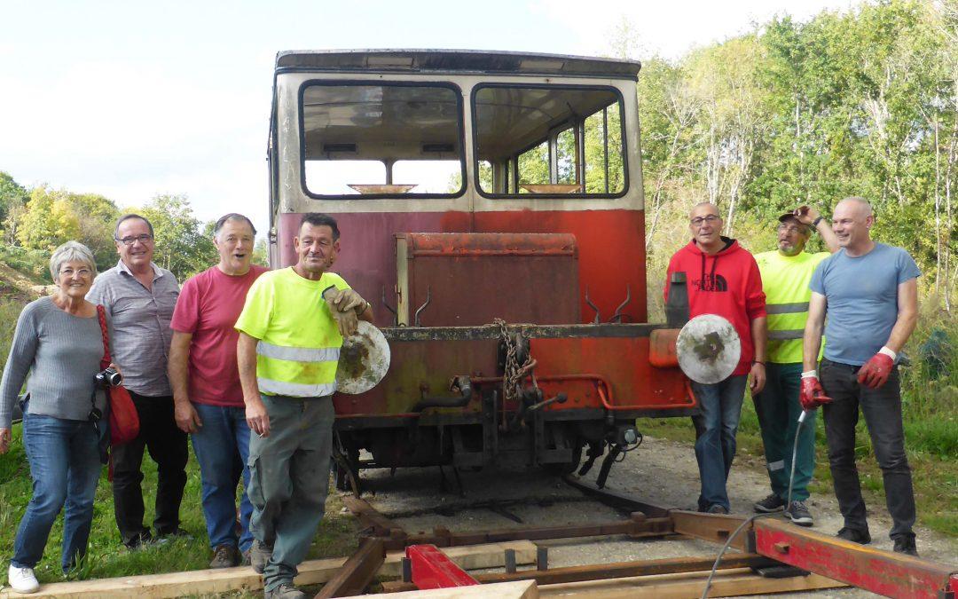 Renouveau Ferroviaire de La Sauve Majeure