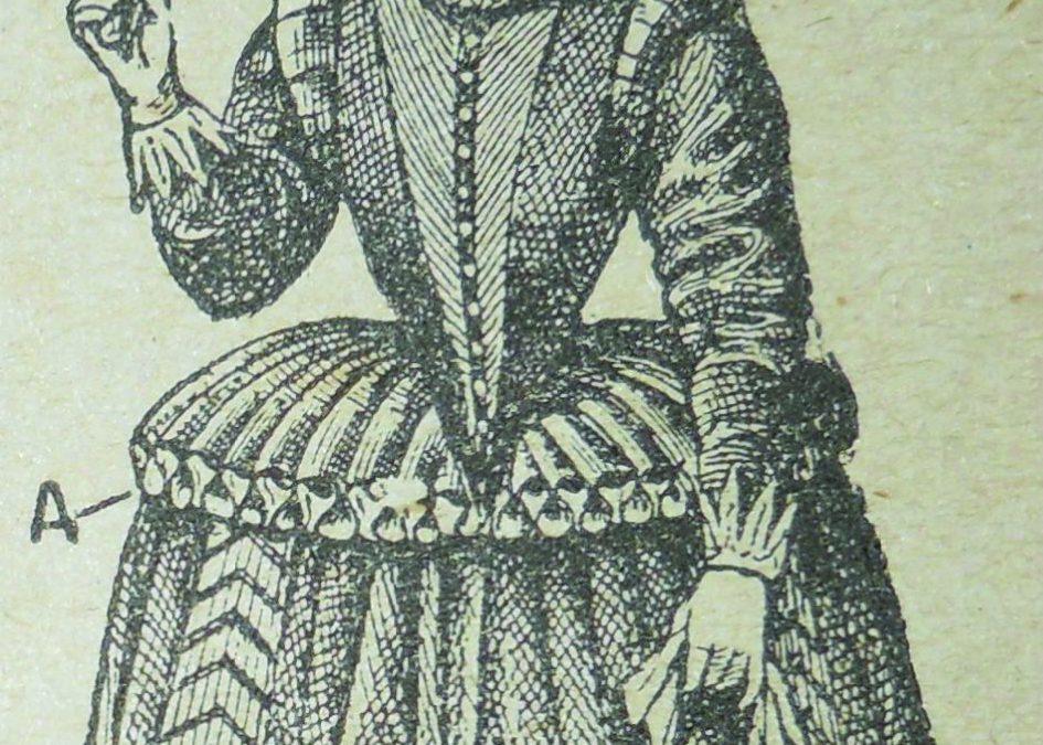De la difficulté de trousser le jupon… au XVIe siècle