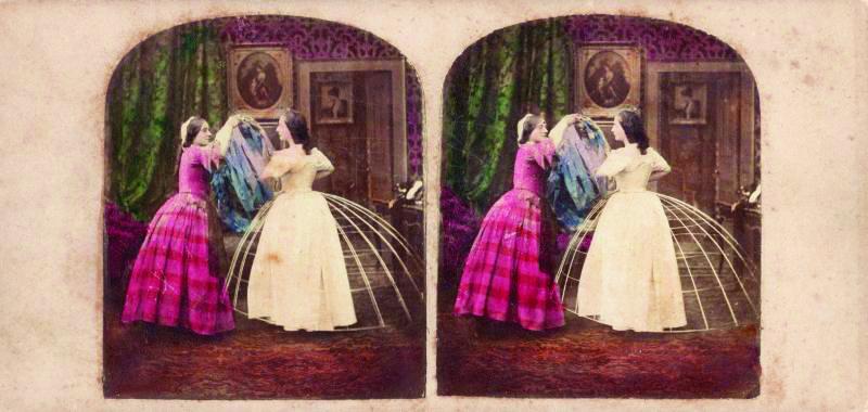 L'IMAGE EN 3D EST NÉE VERS 1850