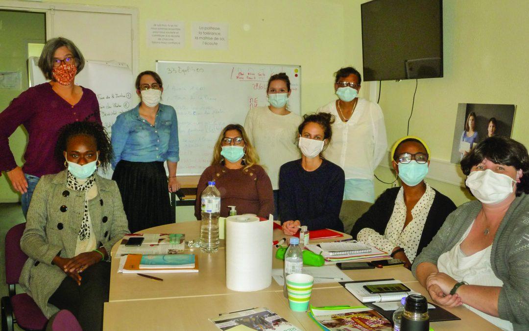 Un centre pour AIDER lES FEMMES À RÉALISER LEURS PROJETS